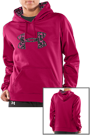 Under Armour Big Logo PO Hoody pink