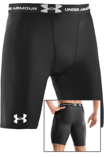 Under Armour Heatgear Compression Short black