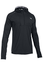 Under Armour Hoodie Herren Threadborne - black