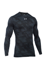 Under Armour Longsleeve M�nner Jacquard - black