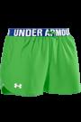 Under Armour Woman Play Up Short liz green