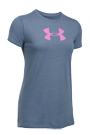 Under Armour T-Shirt Frauen Favourite Branded - grey