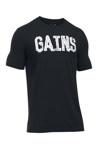 Under Armour T-Shirt Herren Gains kurz�rmlig