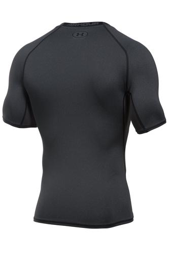 Under armour heatgear kompressions shirt grey for Gray under armour shirt