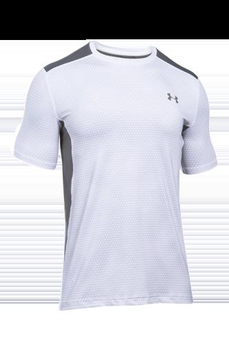 Under Armour T-Shirt Raid - white