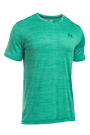 Under Armour T-Shirt Tech Herren kurz�rmlig - green