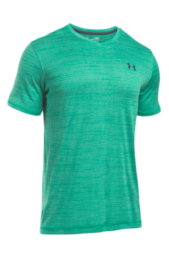Under Armour T-Shirt Tech Herren kurzärmlig - green