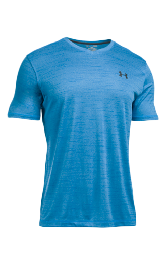 Under Armour T-Shirt Tech Herren kurzärmlig - blue