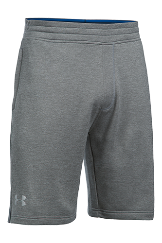 Under Armour Shorts Herren Frotteefleece
