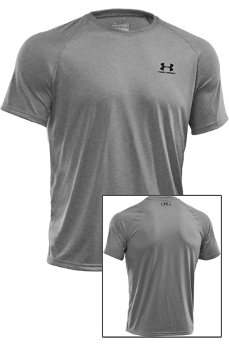 Under Armour Tech T-Shirt true grey