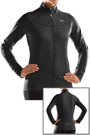 Under Armour Womans Form Full Zip black