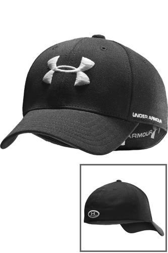 Under Armour HOME RUN STR Cap black