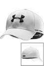 Under Armour HOME RUN STR Cap white