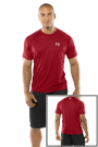 Under Armour T-Shirt - EU Tech SS Tee Red