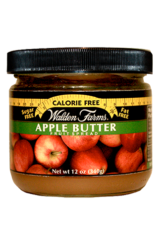 Walden Farms Apfel-Butter Fruchtaufstrich 340g