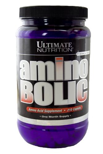 Ultimate Nutrition Aminobolic - 210 Caps