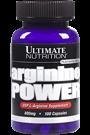 Ultimate Nutrition Arginine Power - 100 Caps