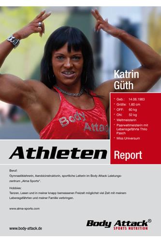 Athleten-Report Katrin G�th