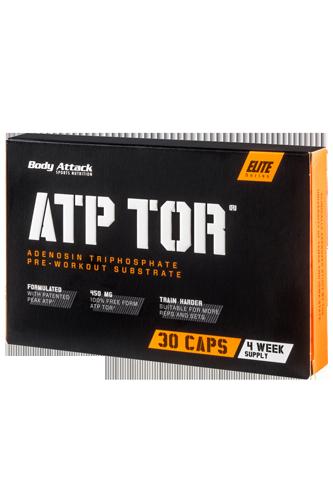 Body Attack ATP TOR - 30 Caps Restposten