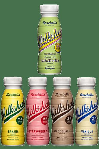 Barebells Milkshake - 330 ml