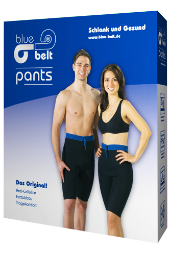 Original blue belt� pants