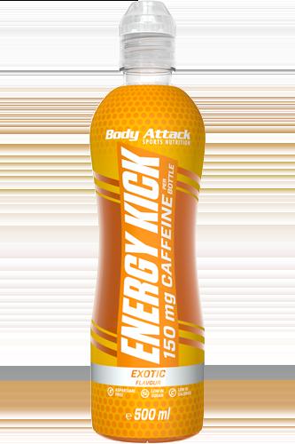 Body Attack Energy Kick - 500 ml Restposten