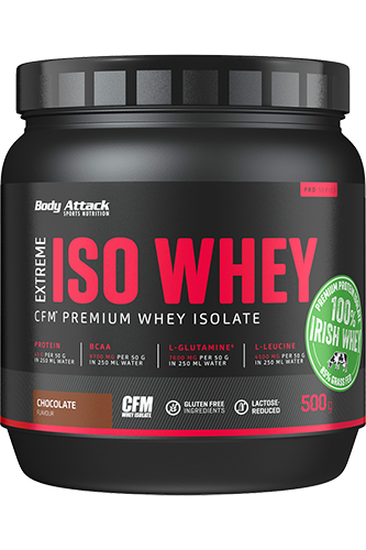 Body Attack Extreme ISO Whey - 1kg
