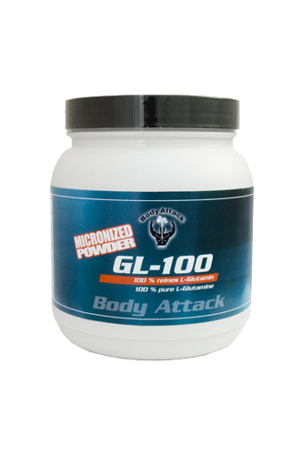 Body Attack GL-100 Glutamine - 400g