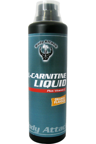 Body Attack L-Carnitin Liquid - 500 ml