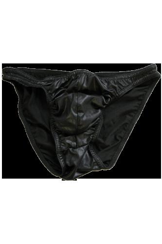 Body Attack Posing Hose glänzend schwarz