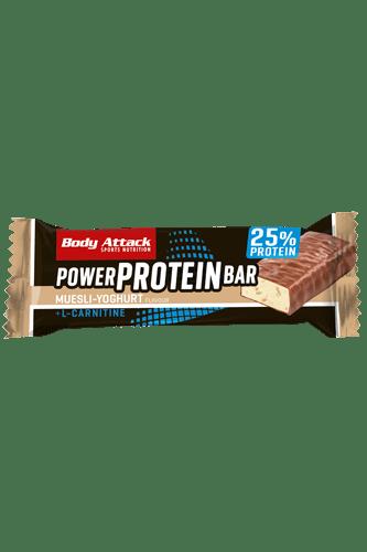 Body Attack Power Protein-Bar - 35g Restposten