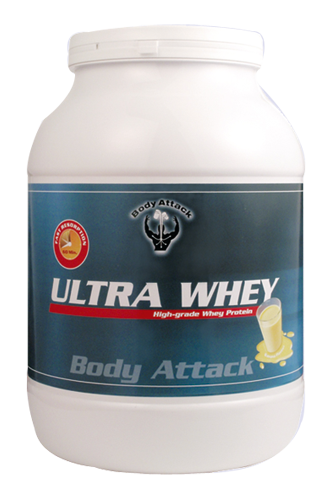 Body Attack Ultra Whey  - 750g