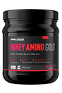 Body Attack Whey Amino Gold -  325 Tabs