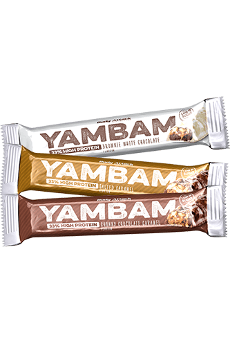Body Attack YAMBAM Bar - 80g Restposten