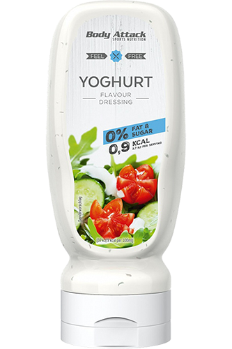 Body Attack Yoghurt Dressing - 320ml