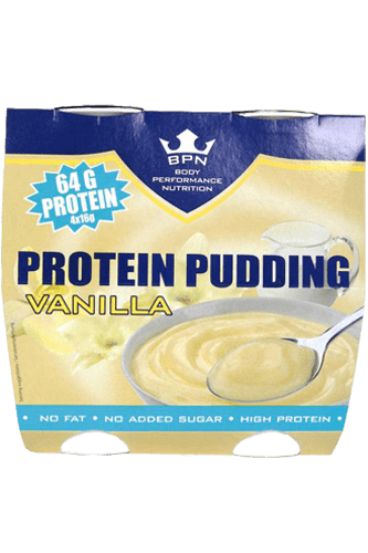 Body Performance Protein Pudding - 150g 4er Pack