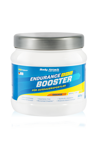 Body Attack Endurance Booster - 320g