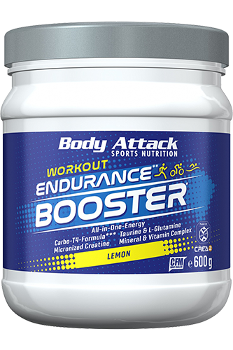 Body Attack Endurance Booster - 600g