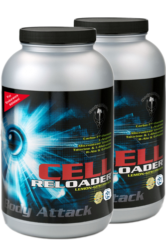 Body Attack Cell Reloader 2kg - 2 Dosen