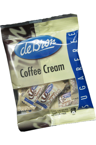 de Bron Low Carb Coffee Cream 60g