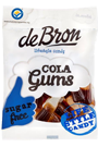 de Bron Low Sugar Cola Gums 100g