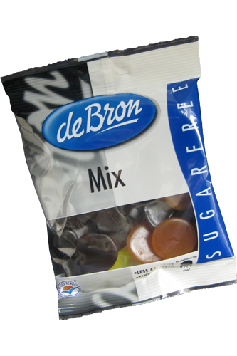 de Bron Low Sugar Mix 90g