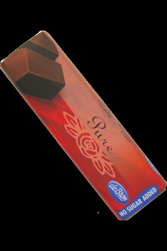 de Bron Low Carb Schokoladenriegel 42g