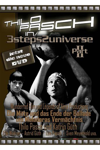 Thilo Pasch - DVD 3 Steps To Universe Part II