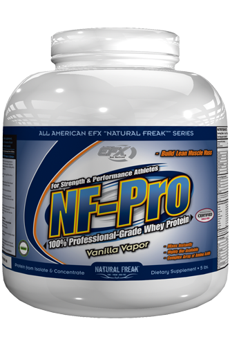 EFX NF-Pro Whey Protein 2270g