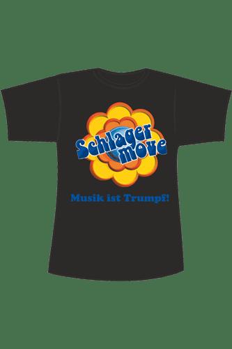 Elbmeister Schlagermove-Shirt - schwarz