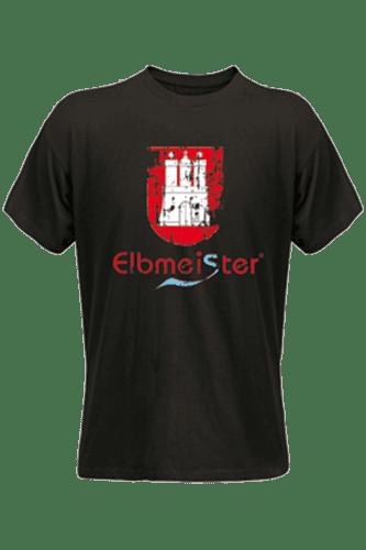 Elbmeister T-Shirt - Hamburger Wappen