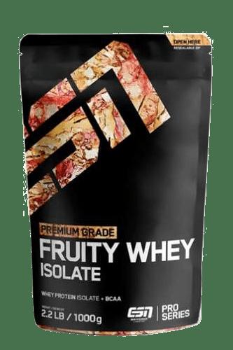 ESN Fruity Whey Isolate - 1000g