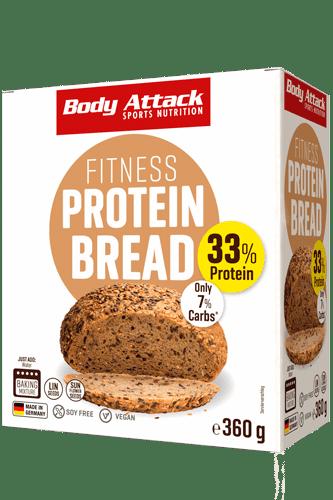 Body Attack Fitness Bread - 360g