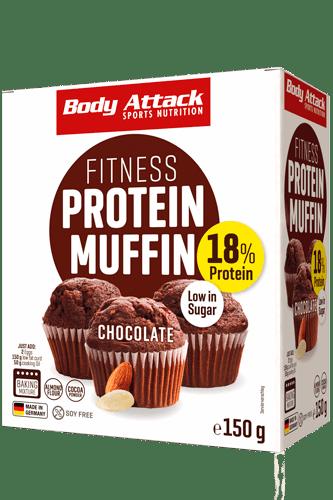 Body Attack Fitness Protein Muffin - 150g